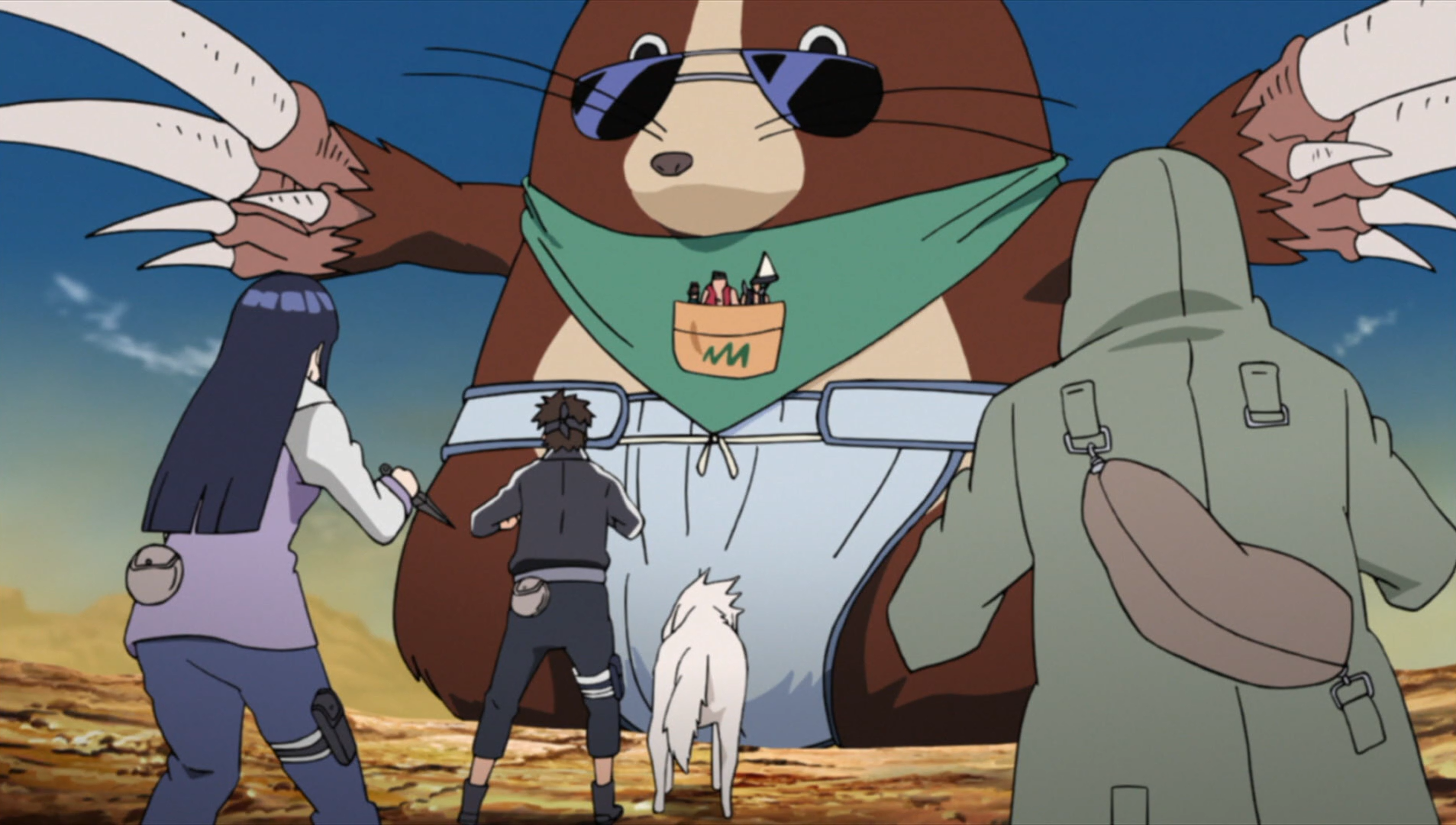 In Naruto's Footsteps: The Friends' Paths   Narutopedia