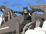 Jutsu de Marioneta Anime