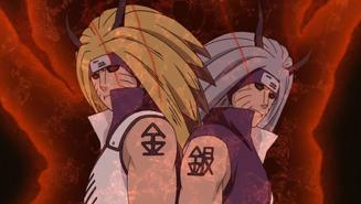 Kinkaku and Ginkaku Version 1