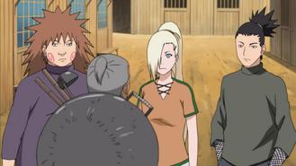 Kosuke meets Team 10