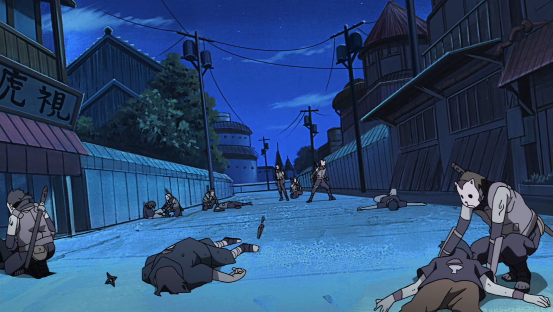 The Night of the Tragedy   Narutopedia   FANDOM powered by Wikia