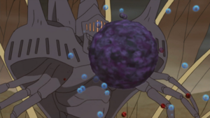 Bola Bestia con Cola Anime 0