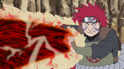 Chōza detiene a Kinkaku