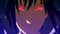 Mangekyō Sharingan Eterno de Sasuke (Game)