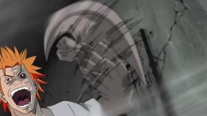 Destrucción de Puño Hacha Anime