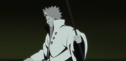 Hagoromo declara ser el Creador del Ninshu