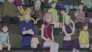 Kunoichi in chunin exams