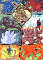 Las Nueve Bestias con Cola y sus últimos Jinchūrikis