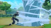 Liberação de Água - Formação da Parede de Água (Kakashi - Game)
