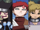 Naruto - Episódio 125: Os Shinobi da Areia: Aliados da Folha