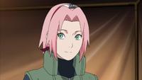 Sakura Haruno Personaje