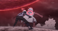 Amenotejikara (Sasuke - Filme)