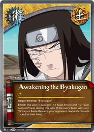 Despertar el Byakugan FotS