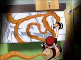 Naruto - Episódio 58: Hospital Sitiado: A Mão do Mal Revelada!