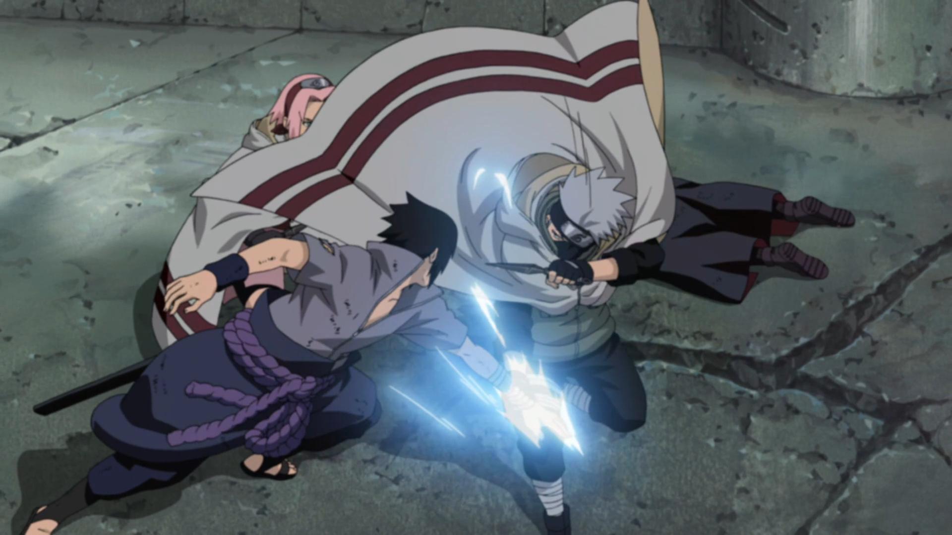 The burden narutopedia fandom powered by wikia kakashi intercepts sasuke altavistaventures Images