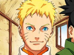 Naruto as the Seventh Hokage