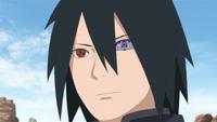 Rinnegan Roxo de Sasuke (Anime)