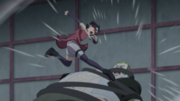 Sarada Attacks Shojoji