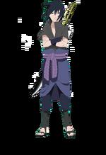 Shin y su espada