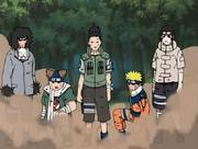 Equipo de Recuperación de Sasuke