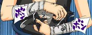 Invocación Destello Relámpago de Creación de Espada Manga