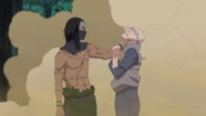 Kakuzu en Naruto Shippūden Ultimate Ninja Storm Revolution