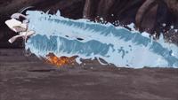 Liberação de Água - Bala Torrencial (Momoshiki - Game)