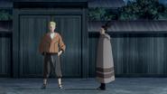 Naruto e Shikamaru conversam (Período em Branco)