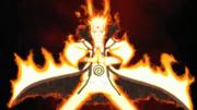Naruto transforming