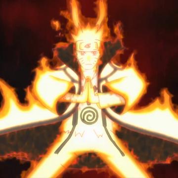 Nine Tails Chakra Mode Narutopedia Fandom