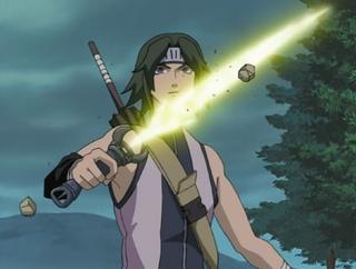 Thunder God Sword