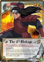 El Primer Hokage SL