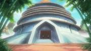 O Edifício para o Exame de Ensino da Academia
