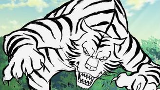 Sealing Technique Tiger Vision Staring Bullet