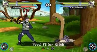 Wood Pillar Climb