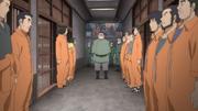 Benga se declara novo senhor do Castelo Hōzuki