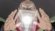 Elemento Polvo Jutsu del Desprendimiento del Mundo Primitivo Anime 1