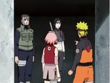 Naruto Shippūden - Episódio 34: Formação! O Novo Time Kakashi!