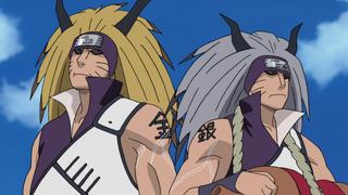 Kinkaku and Ginkaku