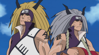 Kinkaku and Ginkaku