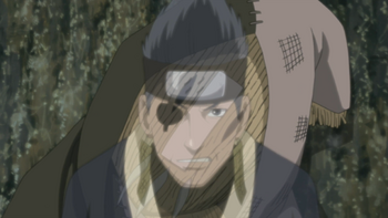 W rezultacie Ao zostaje uwięziony w lalce.