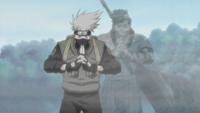 Genjutsu - Sharingan (Kakashi)