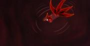 Naruto es retenido por Jiraiya