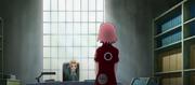 Sakura pide entrenamiento a Tsunade