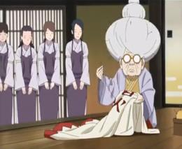 Costurera de Konoha Anime