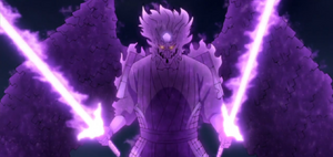 Cuerpo Completo Susanoo Sasuke Shinden