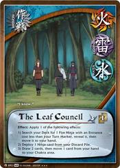 El Consejo de la Hoja Carta