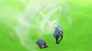 Elemento Viento Ruptura Anime