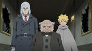 Konohamaru Disguised
