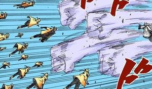 Ochenta Dioses Ataque del Vacío Manga